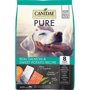 Canidae Grain Free Pure Sea Dry Dog Food with Real Salmon