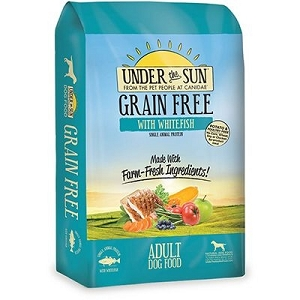 Canidae Under The Sun Grain Free with Whitefish