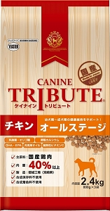 Canine Tribute Chicken All Stage