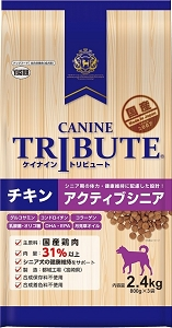 Canine Tribute Chicken Active Senior