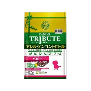 Canine Tribute Chicken and Potato Puppy Dry Dog Food
