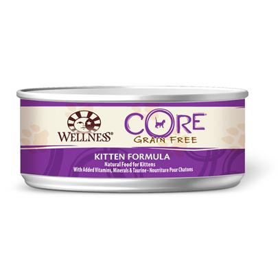 Wellness Canned Core Kitten