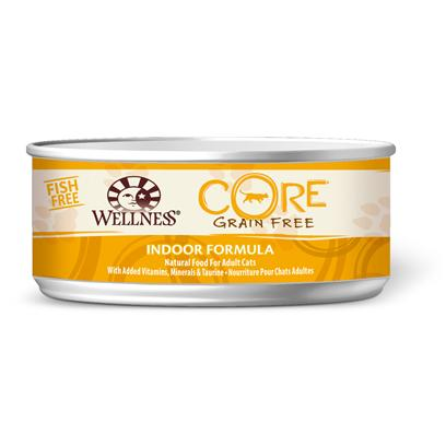 Wellness Canned Cat Core Indoor