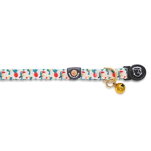 Gentle Purr Aloha Alice Cat Collar