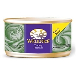 Wellness Canned Cat Food - Turkey 5.5oz