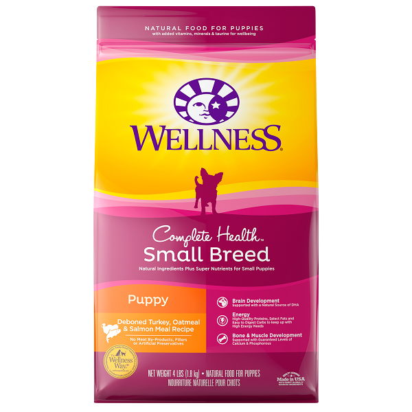 Wellness Super5Mix Just for Puppy Small Breed