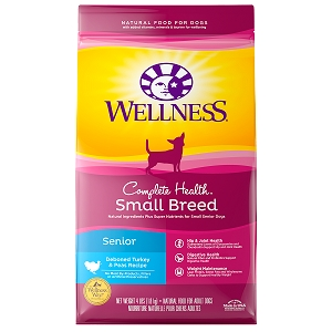 Wellness Small Breed Senior