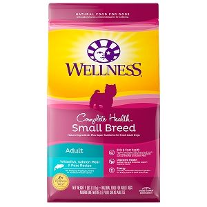 Wellness Complete Health Small Breed Salmon