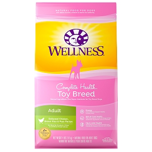 Wellness Small Breed Toy Breed