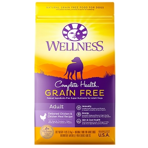 Wellness Complete Health Grain Free Chicken