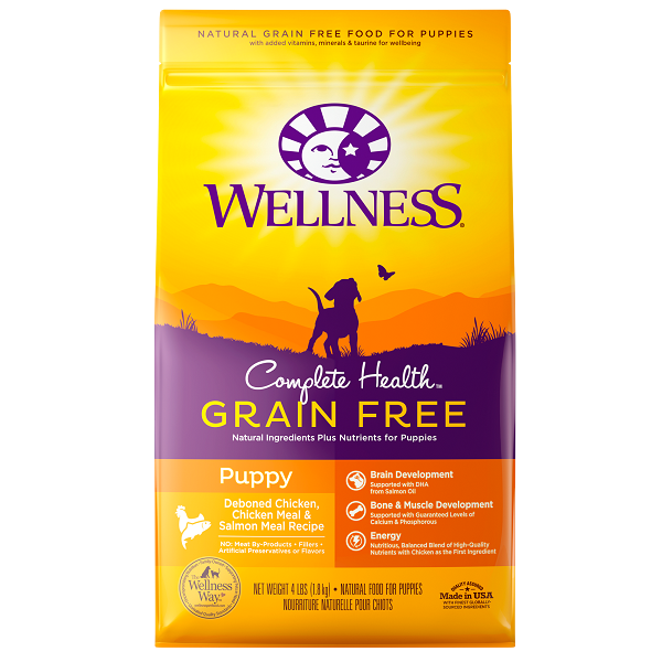 Up To 30 Off W Free Treats For Large Bag Wellness