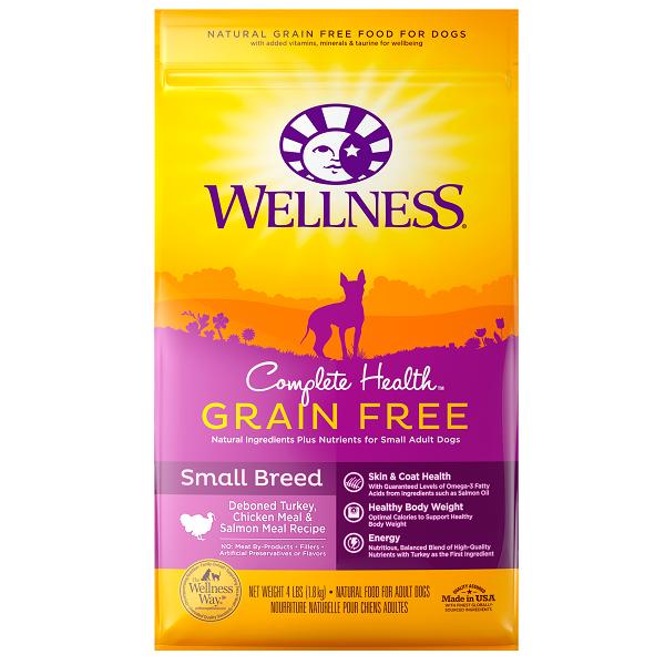 Wellness Complete Health Grain Free Small Breed