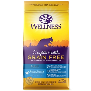 Wellness Complete Health Grain Free Adult Cat Chicken
