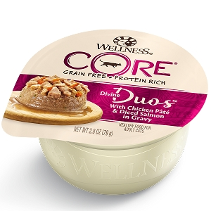 Wellness Cat Core Divine Duos Chicken & Salmon