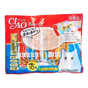 Ciao ChuRu Tuna Maguro Jumbo Mix Cat Treat