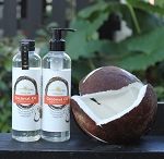 Sunrise Natural Organic Virgin Coconut Oil