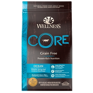 [UP TO 30% OFF w/ FREE TREATS for Large bag] Wellness Core Ocean Formula