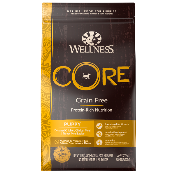 [UP TO 30% OFF w/ FREE GIFT] Wellness Core Puppy