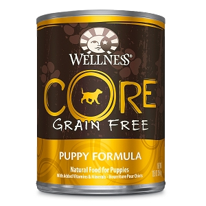 Wellness Core Canned Grain Free Puppy Formula