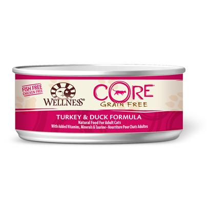 Wellness Canned Core Turkey & Duck