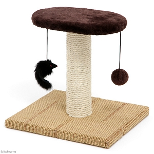 Marukan Cat Scratcher Nap Tower W360xD310xH350mm