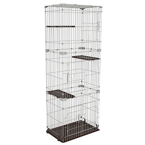 Marukan Cat Friend Room Slim 3 Tier + CT334 or CT335 80x50x197cm