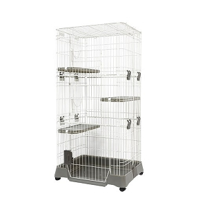 Marukan Kitty Cage 1400 + CT334 or CT335 69x56x141cm