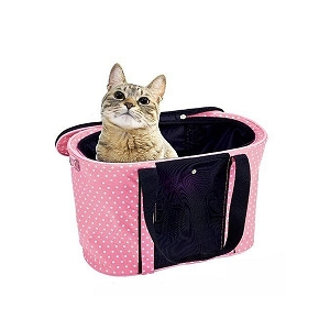 Marukan Soft Carry Case for Cat 45x25x30cm