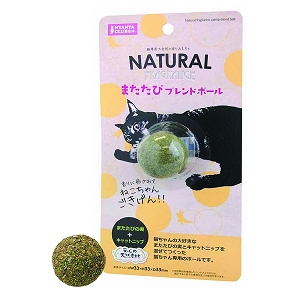 Marukan Natural Fragrance Catnip Blend Ball