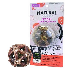 Marukan Natural Fragrance Catnip Blend Ball Stick Ball