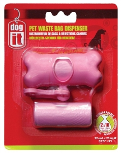 Dogit Waste Bag Holder Dispenser