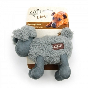 AFP Lamb Cuddle Animals Assorted 7 inch