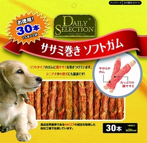Daily Selection Chicken Roll Soft Stick RD-093