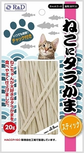 Daily Selection Pollack Surimi Bar Cat Treats RD705