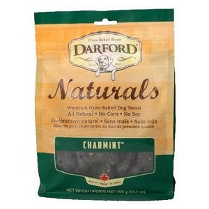 Darford Naturals Charmint Oven Baked Dog Treats 400gm