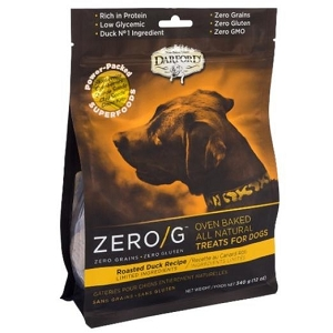 Darford Zero/G Roasted Duck Recipe Dog Treats
