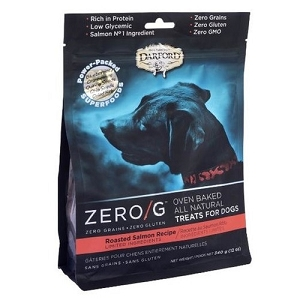 Darford Zero/G Roasted Salmon Recipe Dog Treats