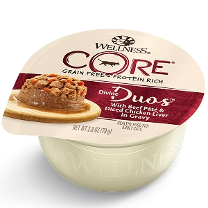 Wellness Cat Core Divine Duos Beef & Chicken Liver