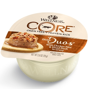 Wellness Cat Core Divine Duos Chicken & Duck