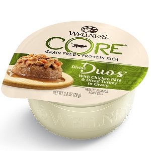 Wellness Cat Core Divine Duos Chicken & Turkey