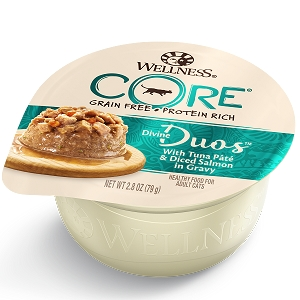 Wellness Cat Core Divine Duos Tuna & Salmon