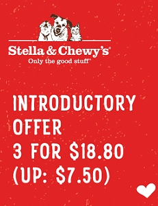 Stella & Chewy's Stew Launch Promo - 3 For $18.80