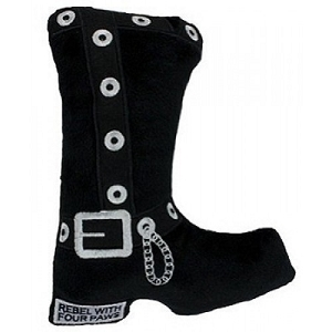Dog Diggin Designs Rebel Boots Toy