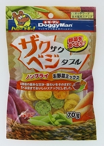 DoggyMan Mix Vegetable Chips