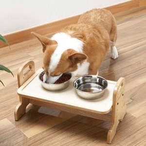 Doggyman Woody Dinning Table Size M