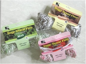 Doggy Mint Dental Floss