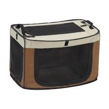 Marukan One Touch Cage Brown