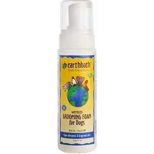 EarthBath Hypo-Allergenic Waterless Grooming Foam For Dogs