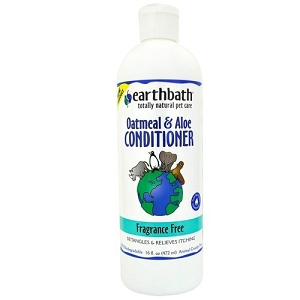 Earthbath Oatmeal & Aloe Conditioner (Fragrance Free)