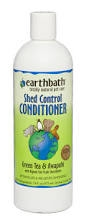 Earthbath Shed Control Conditioner - Green Tea & Awapuhi